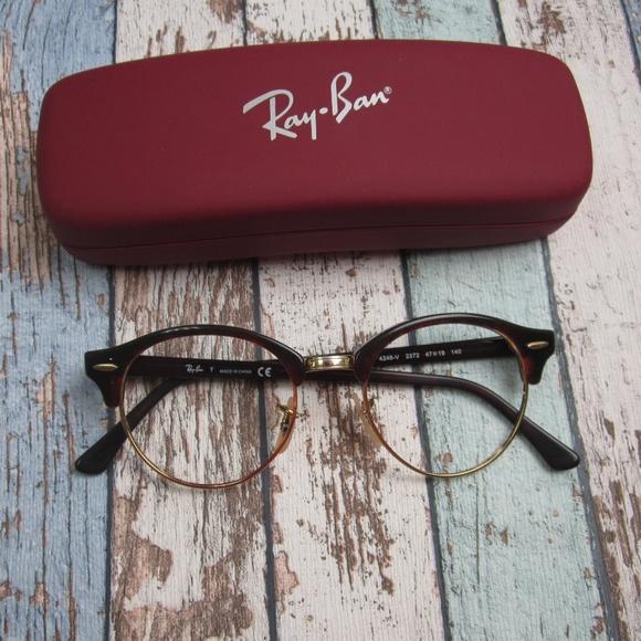 ee742be43 Ray Ban RB 4246-V 2372 Eyeglasses Unisex/OLO382. M_5bad2615e944baaeea518d78